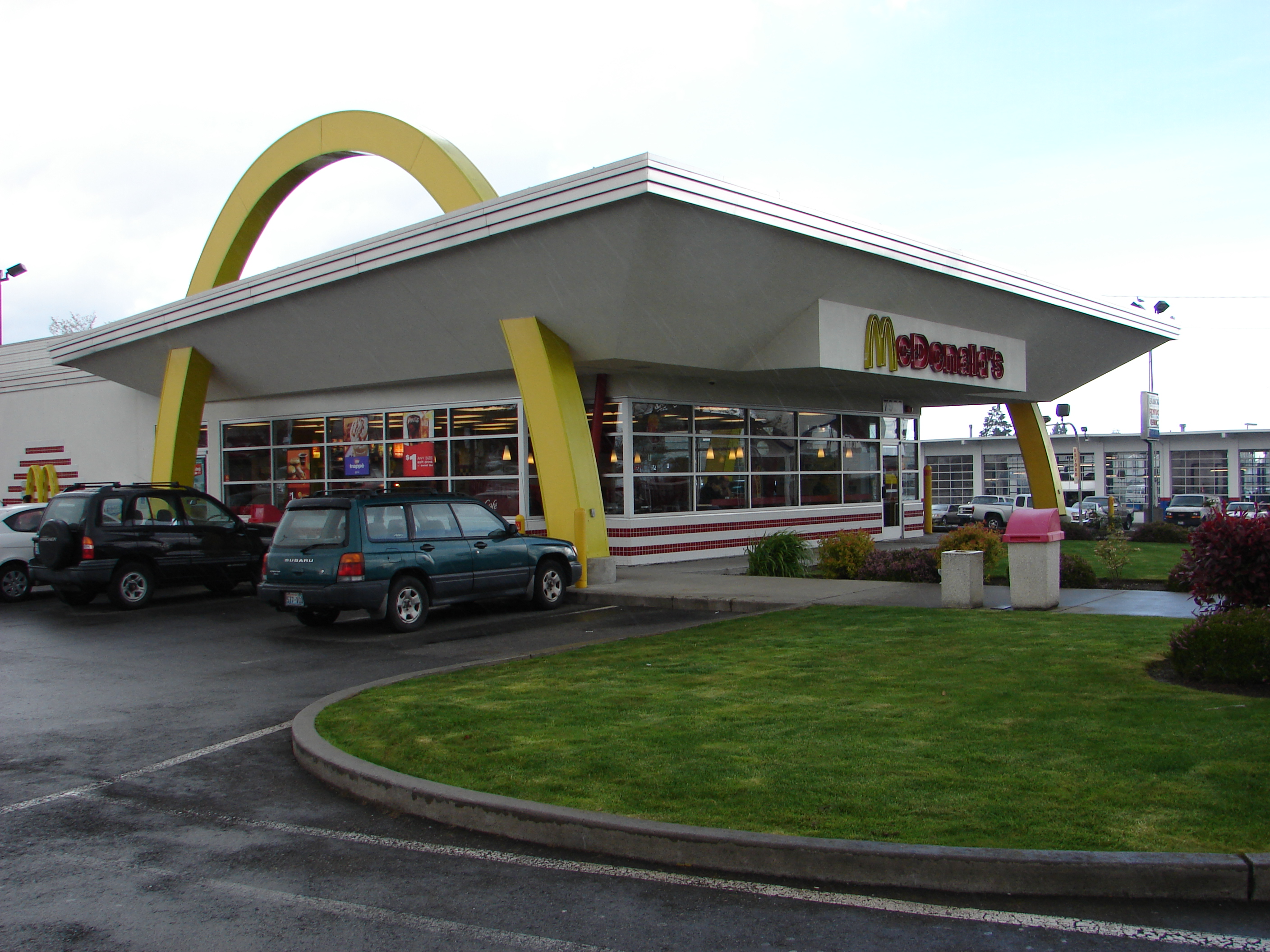 McDonalds New Stores and Repairs.